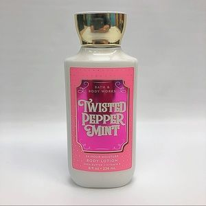 Twisted Pepper Mint Moisture Body Lotion 24 hr